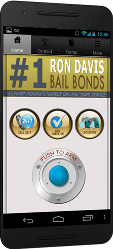 Ron Davis Bail Bond App For Android