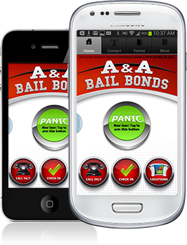 A & A Bail Bonds Mobile App